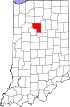 Cass County, Indiana